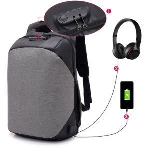 2018 Venda quente mochila de qualidade superior à prova de Computador Laptop Bulletproof Nij Iiia Bag