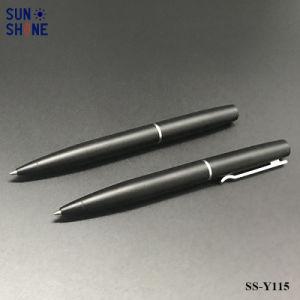 판매에 새로운 도착 사무실 펜 검정 사업 금속 펜