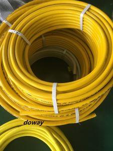물결 모양 유연한 천연 가스 호스를 위한 공급 견본