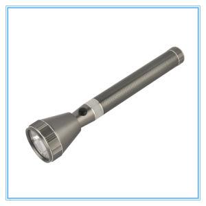 Длинный диапазон высокого качества и ярких оптовой водонепроницаемый аккумулятор 3 Вт ручной фонарик