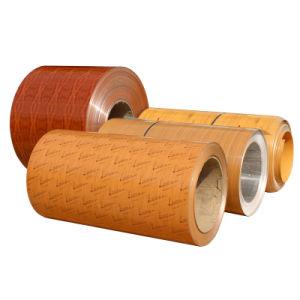 Les bobines de couleur aluminium avec couleurs personnalisés pour sandwich plaque en aluminium