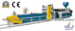 extrusion de plastique Machine Mono-Layer horizontal