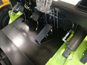 Japón el precio de la carretilla elevadora Diesel 2.5ton motor