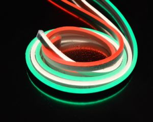 Tira de 24V de alta qualidade luz néon LED de exterior