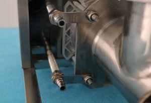Macchina multifunzionale della sbavatura dello spruzzo Sg-8