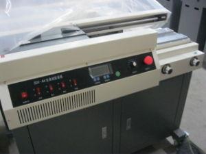 A3/A4サイズの本のための熱い溶解の接着剤の結合機械