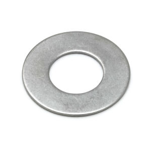 Rondelle en acier inoxydable rondes pour la construction en acier