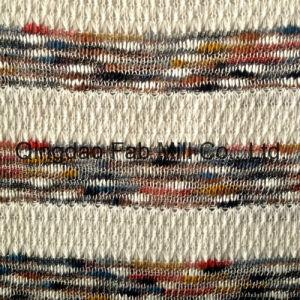 Poli Rayon tricot de algodão tecido stretch