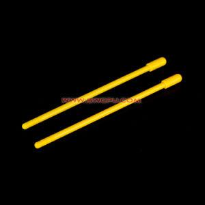 OEMによって着色される予備品小さいプラスチック棒/締める物Pinのナイロン棒