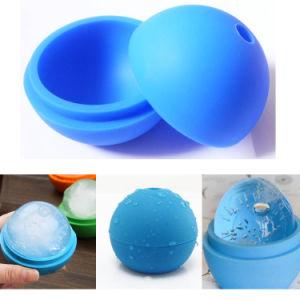 Горячая продажа Food Grade стильный силиконовый лед лед шаровой опоры пресс-формы