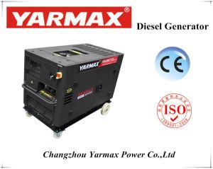 Applicazione larga diesel raffreddata ad acqua del generatore 11kw