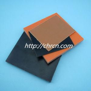 Желтого цвета черный 3021 ламинированной бумаги Phenolic Бакелитового листа