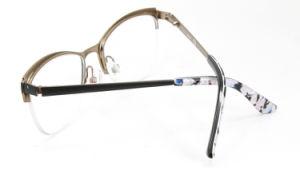 De nieuwe Model In het groot Voorraad maakt tot het Metaal van de Orde Optisch Frame