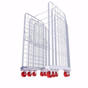 [هيغقوليتي] رخيصة يعزل قابل للانهيار فولاذ تخزين سلس لف وعاء صندوق