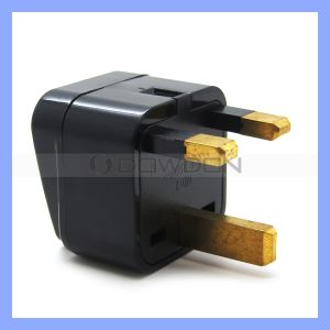 Universial zur BRITISCHEN Stecker-Zwischenstecker Wechselstrom-Stecker-Adapter-BRITISCHEN Stecker-Kontaktbuchse