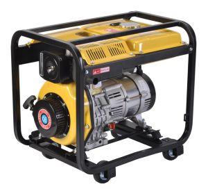 Nuovo tipo generatori caldi portatili del diesel di Petter del Lister di vendita
