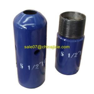 Slittamento dello strumento di cementazione 7  sul collare & sul pattino di cementazione del galleggiante