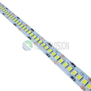 Luz de tira flexível elevada do diodo emissor de luz do brilho 240LEDs/M 23W SMD2835