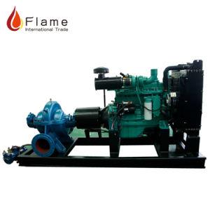 45kw de Diesel van de Zuiging van het eind Pomp van het Water voor de Irrigatie van de Landbouw
