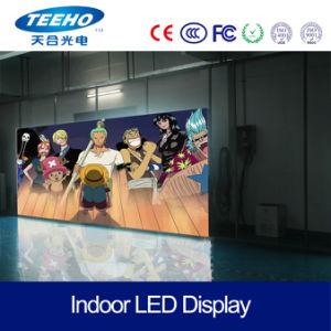 Parede de vídeo de alta definição P3.91 painel de LED para interior