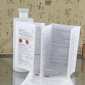 Revista catálogo comercial de qualidade excelente menu de impressão
