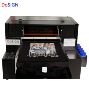 기계를 인쇄하는 새로운 디자인 8 색깔 R2000 Dx5 Printhead DTG