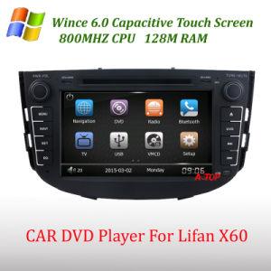 Lifan X60를 위한 주춤함 6.0 Car DVD GPS Player