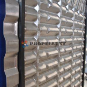 Récupérateur de Chaleur Odcb haute efficacité de transfert de chaleur Plaque GC26