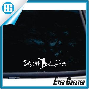 Совет по снегу снег жизни окна из ПВХ наклейка наклейка
