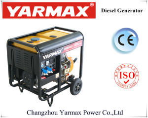 Réservoir de carburant 13,5 l Générateur Diesel De type ouvert