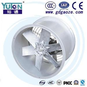 Yutonの調節可能なアルミニウム刃が付いている耐圧防爆軸流れファン