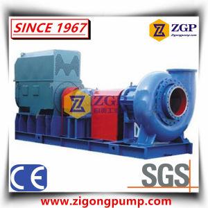 Pompa orizzontale di Fgd di serie di Ztd per desolforazione di gas di combustione