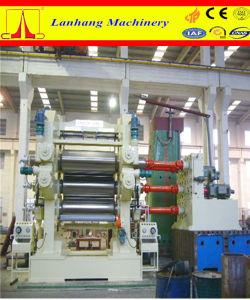 고성능 Xy 4f 1730 4개의 롤 달력 기계