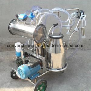 電気牛真空の搾乳器の搾り出す機械二重バケツ