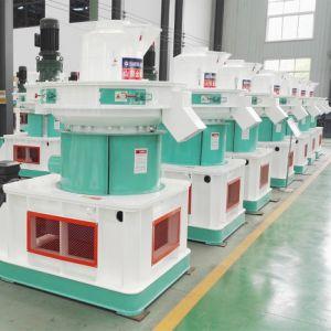 中国の自動車はリングに停止するCocopeatの木製の餌機械を油を差す