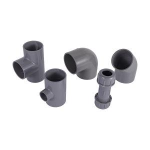 La norma ISO4422 de montaje del tubo de PVC para suministro de agua