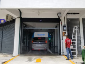 Voiture de haute qualité prix d'usine automatique machine à laver en Chine