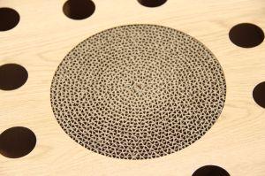 صناعة سعر قطع [سكرتشر] ورق مقوّى قطع رخيصة يخدش لعبة