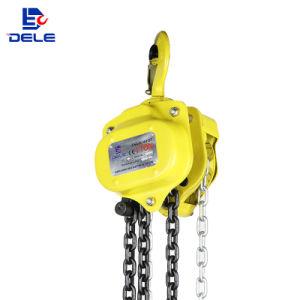 수동 Lifting Equipment 3ton Vital Type Chain Hoist