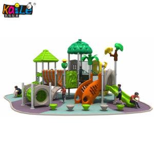 Parque Infantil ao Ar Livre Series Jungle Adventure com Certificado TUV GS, CE (CT-001)