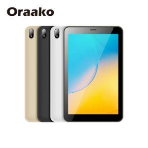 Tablet PC Quad Core Android 10 de 8 polegadas com 2 GB de RAM Tablet de chamada telefónica com ranhura para cartão SIM