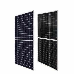 400W 410W 440W de media celda solar Bifacial Perc Precio Módulo PV 9bb Mbb