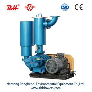 Les racines de la pompe à vide (compresseurs) -Tri-Lobe racines Air de refroidissement, Pompe à vide