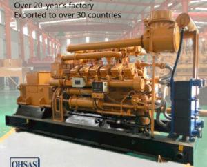 gruppo elettrogeno del biogas 20kw-600kw con il buon motore