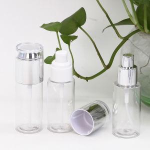 50ml de alta qualidade embalagens de plástico PET Face Cosméticos frascos de creme de loção
