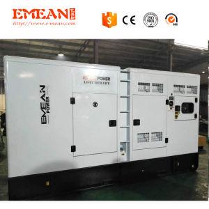 Selfstart hochwertiges 160kw, 200kVA super leiser Dieselgenerator Genset