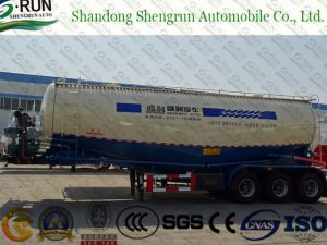 Kleber-Transport 50 M3 60 Tonnen-Masse-Kleber-halb Schlussteil