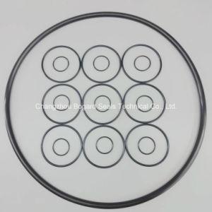Negro de alta calidad para el sellado de juntas tóricas silicona