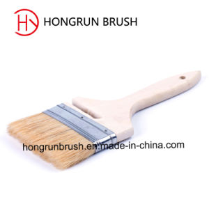Wooden Handle Paint Brush (HYW0051)