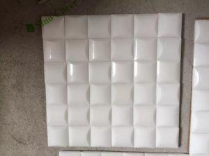 3D de la fábrica de mosaicos de mármol blanco proporcionar directamente
